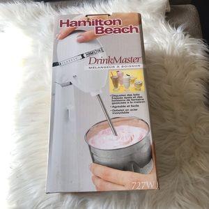 Hamilton beach drink master NIB